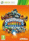 Cartula oficial de de Skylanders Giants para Xbox 360