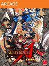 Car�tula oficial de de Guilty Gear XX Accent Core Plus XBLA para Xbox 360