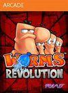 Car�tula oficial de de Worms Revolution XBLA para Xbox 360