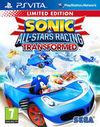 Car�tula oficial de de Sonic & All-Stars Racing Transformed para PSVITA