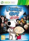 Car�tula oficial de de Family Guy: Back to the Multiverse para Xbox 360