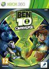 Cartula oficial de de Ben 10: Omniverse para Xbox 360