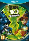 Cartula oficial de de Ben 10: Omniverse para Wii U
