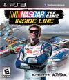 Cartula oficial de de NASCAR The Game: Inside Line para PS3