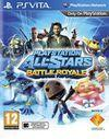 Cartula oficial de de PlayStation All-Stars Battle Royale para PSVITA