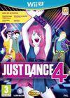 Car�tula oficial de de Just Dance 4 para Wii U