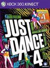 Car�tula oficial de de Just Dance 4 para Xbox 360