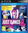 Car�tula oficial de de Just Dance 4 para PS3