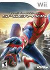 Cartula oficial de de The Amazing Spider-Man para Wii
