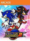 Cartula oficial de de Sonic Adventure 2 HD XBLA para Xbox 360