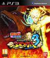 Cartula oficial de de Naruto Shippuden: Ultimate Ninja Storm 3 para PS3