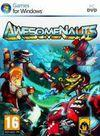 Car�tula oficial de de Awesomenauts para PC