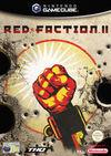 Car�tula oficial de de Red Faction 2 para GameCube