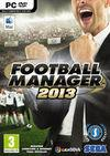 Cartula oficial de de Football Manager 2013 para PC