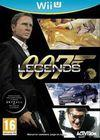 Car�tula oficial de de 007 Legends para Wii U