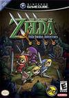 The Legend of Zelda: Four Sword para GameCube