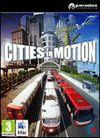 Cartula oficial de de Cities in Motion: London para PC