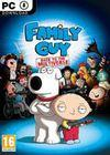 Cartula oficial de de Family Guy: Back to the Multiverse para PC