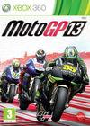 Cartula oficial de de MotoGP 13 para Xbox 360