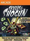 Car�tula oficial de de Skulls of the Shogun XBLA para Xbox 360