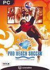 Cartula oficial de de Pro Beach Soccer para PC