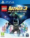LEGO Batman 3: M�s All� de Gotham para PlayStation 4
