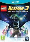 LEGO Batman 3: M�s All� de Gotham para Wii U