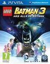 LEGO Batman 3: M�s All� de Gotham para PSVITA