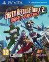Earth Defense Force 2: Invaders from Planet Space para PSVITA
