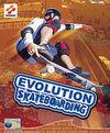 Car�tula oficial de de Evolution Skateboarding para GameCube
