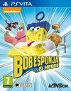 Bob Esponja. El héroe para PSVITA
