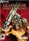 Car�tula oficial de de Gladiator: Sword of Vengance para PC