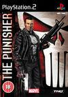 Cartula oficial de de The Punisher para PS2
