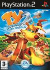 Car�tula oficial de de Ty The Tasmanian Tiger 2 para PS2