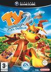 Car�tula oficial de de Ty The Tasmanian Tiger 2 para GameCube