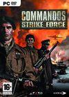 Cartula oficial de de Commandos Strike Force para PC