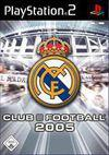 Car�tula oficial de de Real Madrid Club Football 2005 para PS2