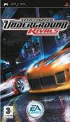 Need for Speed Underground Rivals para PSP