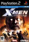 Car�tula oficial de de X-Men Legends 2 para PS2