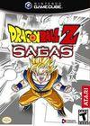 Car�tula oficial de de Dragon Ball Z: Sagas para GameCube