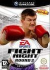 Car�tula oficial de de EA Sports Fight Night Round 2 para GameCube