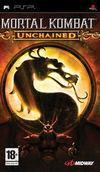 Mortal Kombat Unchained para PSP