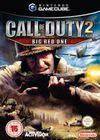 Call of Duty 2: Big Red One para GameCube