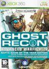 Car�tula oficial de de Tom Clancy's Ghost Recon Advanced Warfighter para Xbox