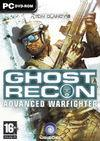 Car�tula oficial de de Tom Clancy's Ghost Recon Advanced Warfighter para PC