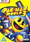 Cartula oficial de de Pac-Man World 3 para PC