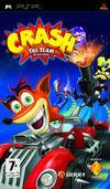 Car�tula oficial de de Crash Team Racing para PSP