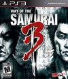 Car�tula oficial de de Way of the Samurai 3 para PS3