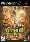 Car�tula oficial de de Arthur and the Minimoys para PS2