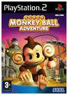 Car�tula oficial de de Super Monkey Ball Adventure para PS2